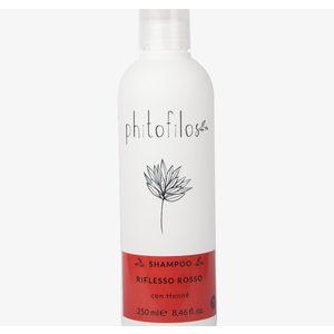 Shampoo Riflesso Rosso con Henné