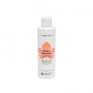 Shampoo rinforzante con pomodoro e carota bio toscani