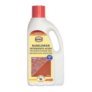 Detergente Acido Di Pulizia Rasklinker Lt.1 Madras