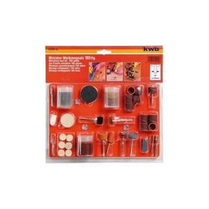 Set Kit 105 Accessori per Smerigliatrice A Stelo