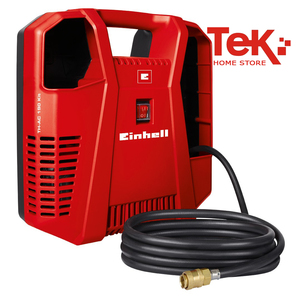 Th-Ac 190 Compressore Portatile e Kit Manometro Con Tubo Einhell
