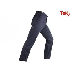 Pantalone Modello Basic Blu Kapriol