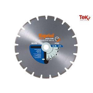 Disco DS 570 per Cemento Stagionato 400Mm Kapriol Mod. 54922