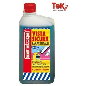 Saratoga Vista Sicura Detergente Antigelo Per Impianti Lavavetri Ml1000 Concentrato