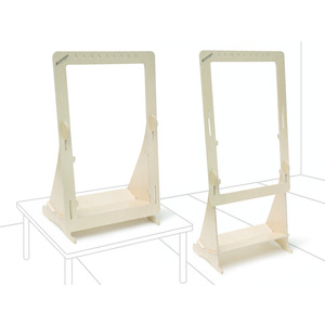 FRAME FOR PERCUSSION SET