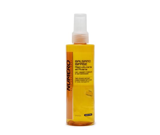 8011935069903 numero balsamo bifase ristrutturante all'avena per capelli indeboliti e sensibilizzati 200 ml