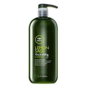 Paul Mitchell Tea tree Lemon sage Thickening shampoo 1000ml - Shampoo sebonormalizzante