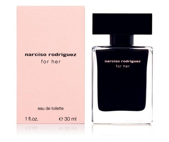 Narciso rodriguez for her eau de toilette da donna   19