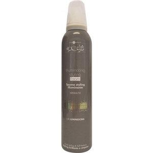Hair Company Spuma Illuminante Fissaggio Estremo da 250 ml