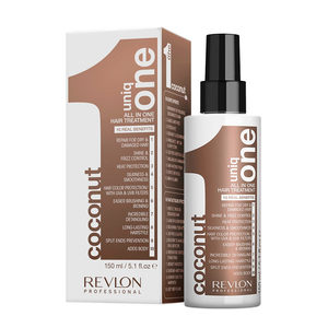 Revlon Uniq one All in one Coconut hair treatment Spray 150ml - spray 10 in 1 al cocco