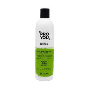 Revlon Pro You The Twister Shampoo per Capelli Ricci 350ml