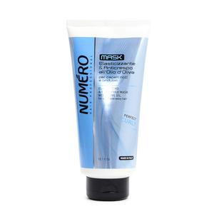 NUMERO MASK Elasticizzante & Anticrespo all'OLIO di oliva per capelli ricci e ondulati 300 ml