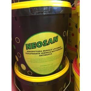 Idropittura antimuffa Neosan l. 4