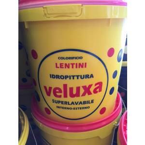 Idropittura Veluxa tinta base forte lt. 0.750