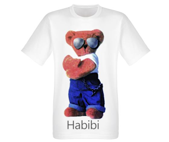 Habibi street ok
