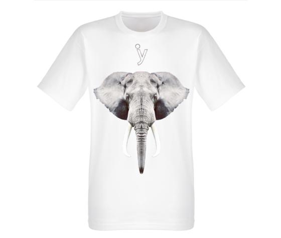 Elefantessa bstreet bianca