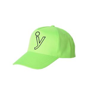 Cappellino baseball fluo