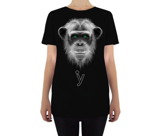 Scimmia donna