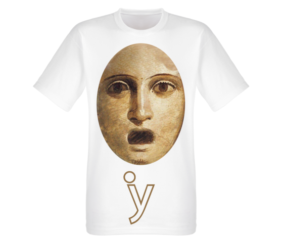 T shirt pompei file