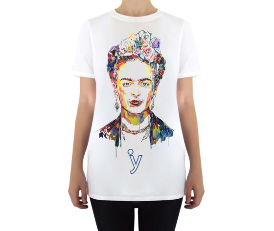 Frida tshirt donna