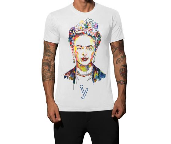 Frida tshirt uomo