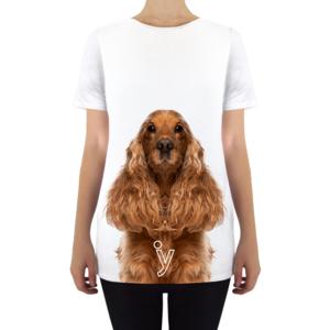 T-shirt Cocker spaniel