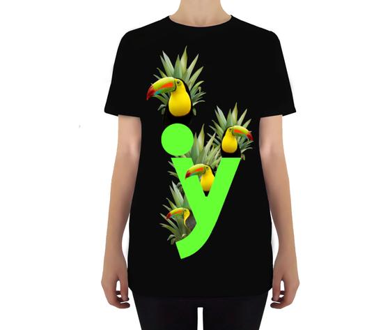 Tshirt y tucani  donna