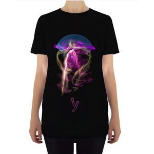 Medusa  fluorescente
