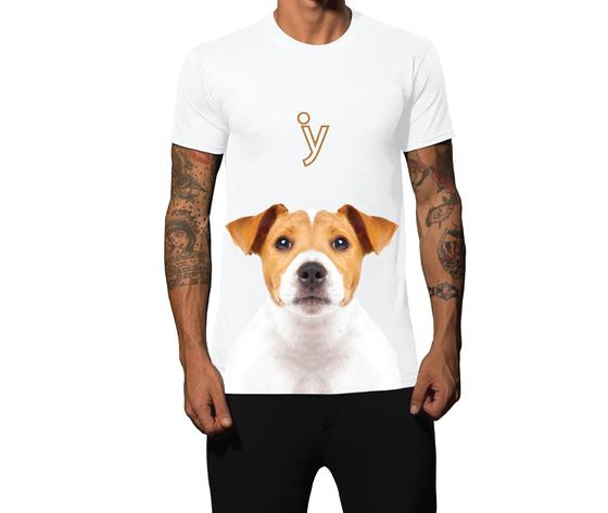 Cani uomo tavola disegno 1