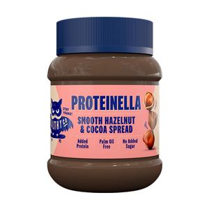 Healthyco Proteinella 400 Gr - Cacao E Nocciola (Confezione da 12 Pezzi)