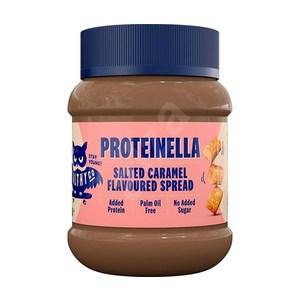 Healthyco Proteinella 400 Gr - Caramello Salato (Confezione da 12 Pezzi)