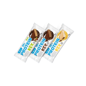 Max Sport Protein Kex 40 Gr – Chocolate (Confezione da 20 Pezzi)