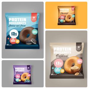 Alasature Protein Doughnuts 60 Gr - Box Gusti Misti
