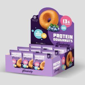 Alasature Protein Doughnuts 60 Gr - Blueberry