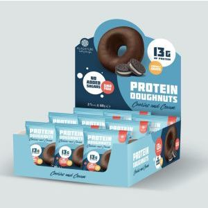 Alasature Protein Doughnuts 60 Gr - Cookies And Cream