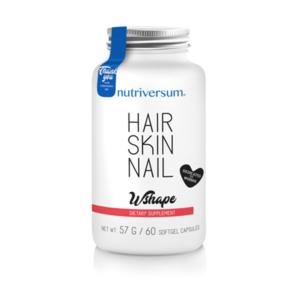 Nutriversum Hair Skin Nail 60 Caps