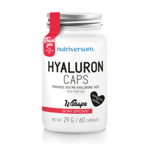 Nutriversum Hyaluron 60 Caps
