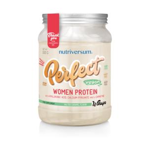 Nutriversum Perfect Women Protein 500 Gr – Salted Caramel
