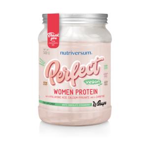 Nutriversum Perfect Women Protein 500 Gr – Chocolate-strawberry