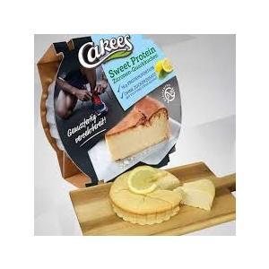 Cakees Cheesecake 450 Gr - Limone  (Confezione da 18 Pezzi)