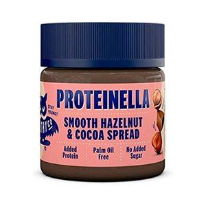 Healthyco Proteinella 200 Gr - Cacao E Nocciola (Confezione da 12 Pezzi)
