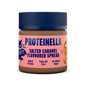 Healthyco Proteinella 200 Gr - Caramello Salato (Confezione da 12 Pezzi)