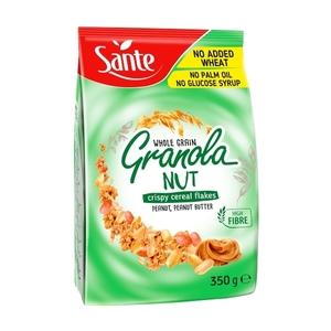 Sante Granola 350 Gr – Nut (Confezione da 14 Pezzi)