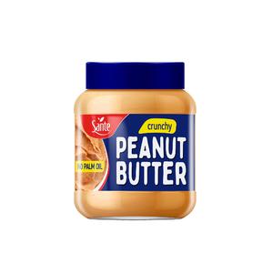 Sante Peanut Butter 350 Gr – Crunchy (Confezione da 6 Pezzi)