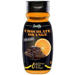 Servivita Salsa 320 Ml - Chocolate Orange