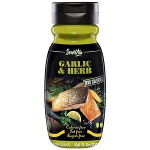 Servivita Salsa 320 Ml - Garlic E Herbs
