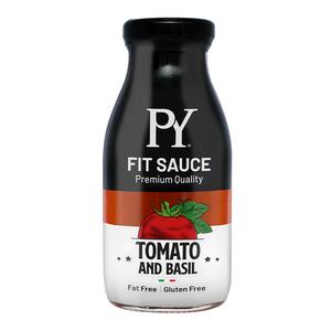 Pasta Young Fit Sauce 250 Ml – Pomodoro E Basilico