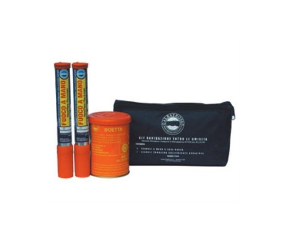 4260 kit fuochi di segnalazione entro 3 mg navigazione