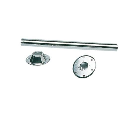 2770 tubo supporto alluminio 70 cm