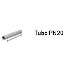 +GF+ TUBO PN 20 IN BARRE DA MT.3 D.25 AQUASYSTEM PP-R 4001